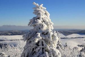 sneeuw-op-den-fichtelberg